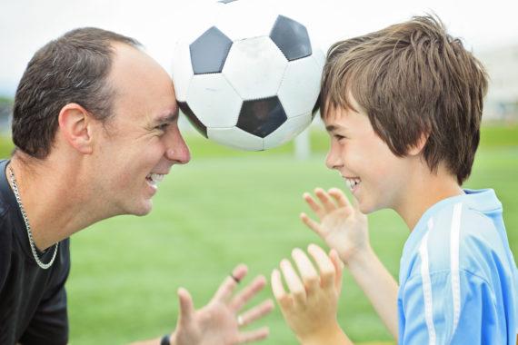being a dad coach