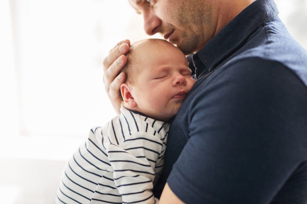 tips for new and expecting dads